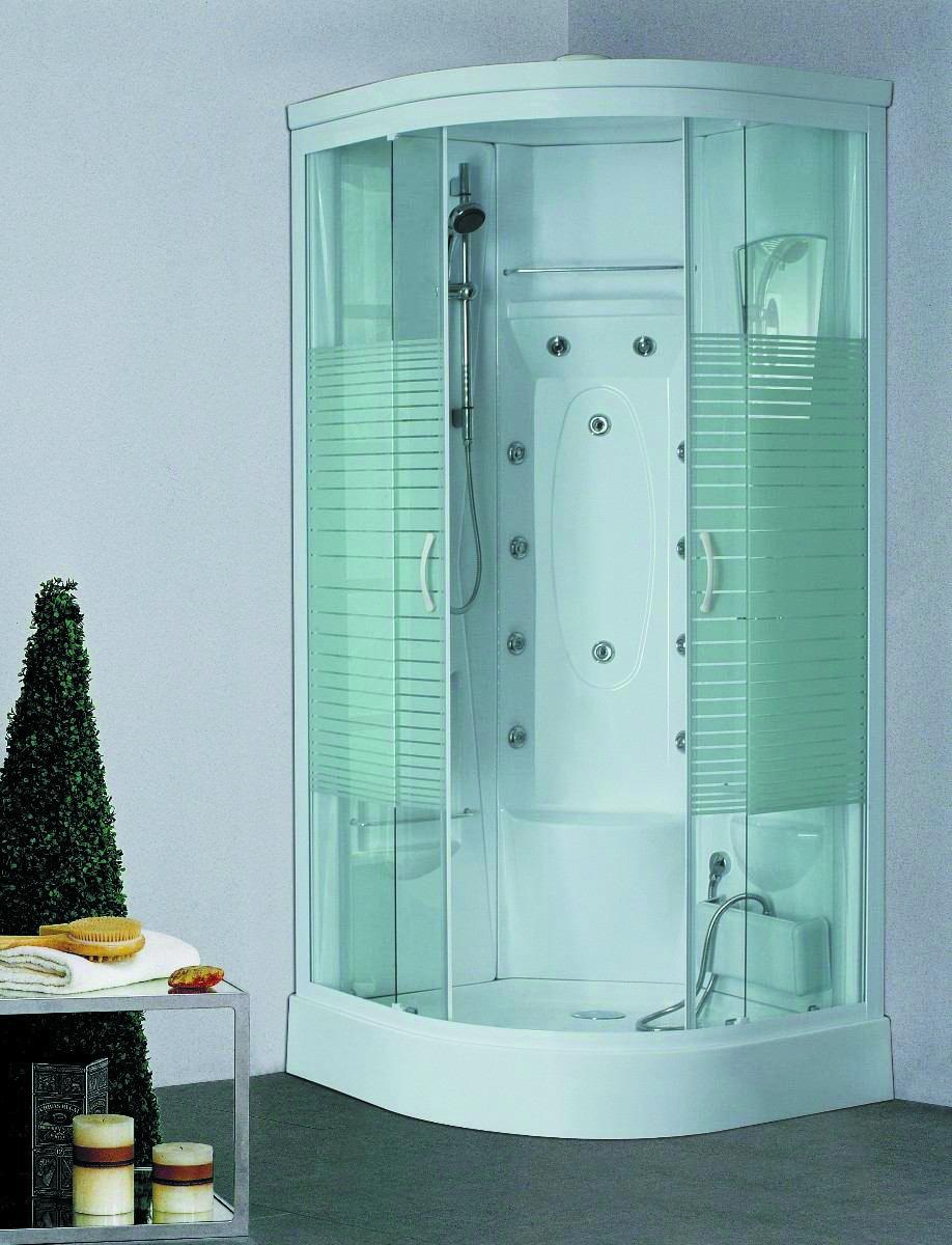 Bonito cabina de ba o fotos cabinas de bano cabina de - Cabinas de ducha rectangulares ...