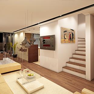Proyectos urbana casas modernas ecuador for Proyectos casas modernas